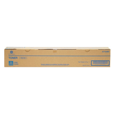Konica Minolta Cyan Toner Cartridge (Original)