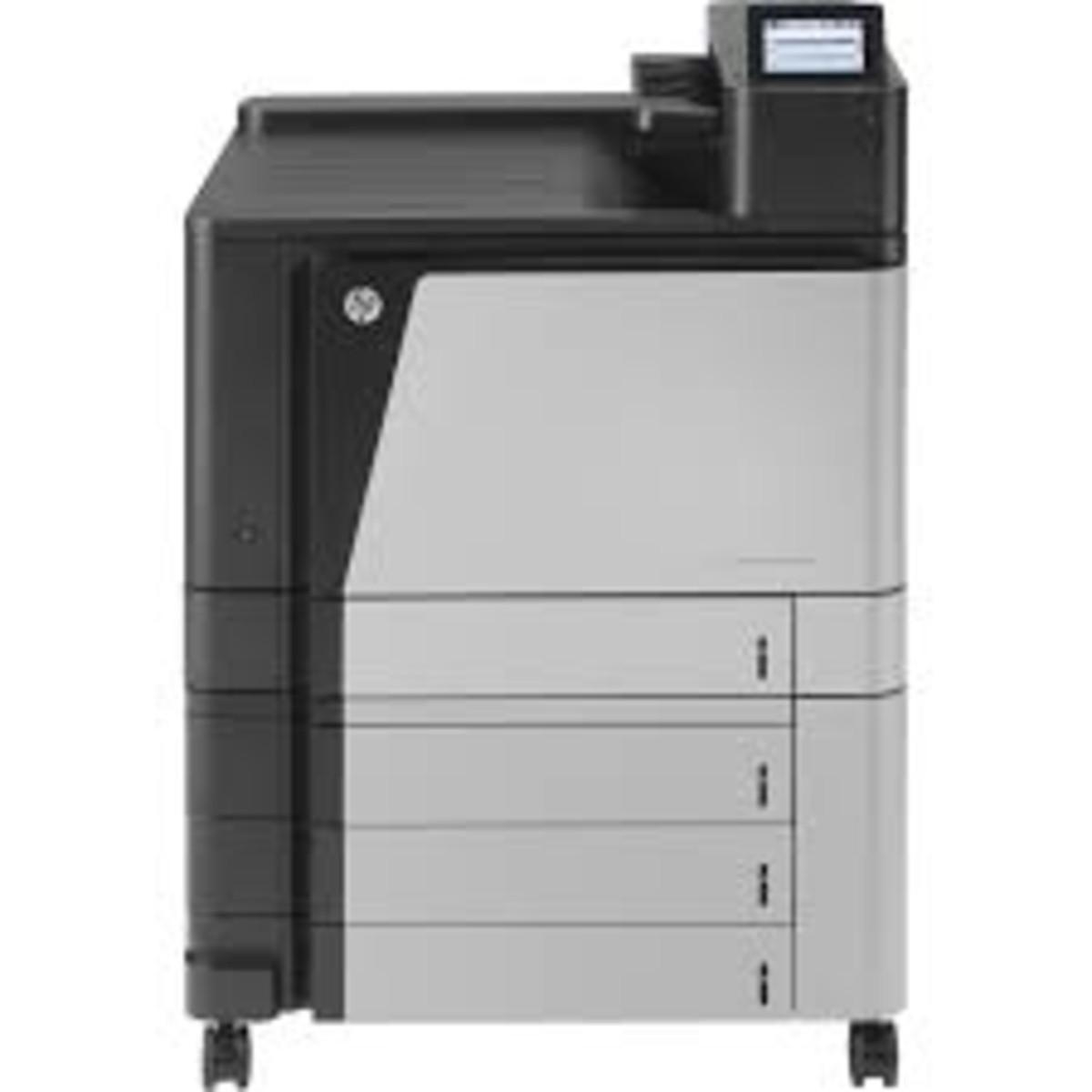 HP Colour LaserJet Enterprise M855xh Laser Printer