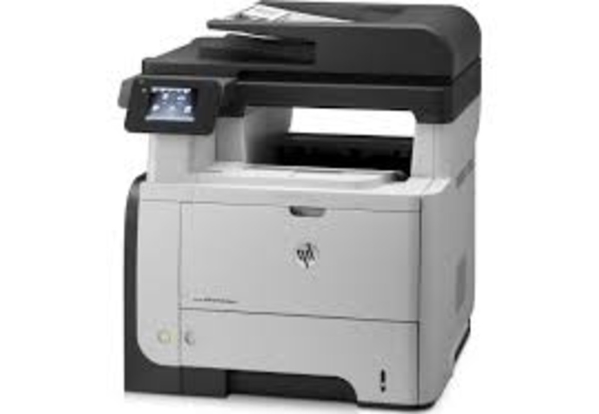 HP LaserJet Pro 500 M521dn Multifunction Mono-Laser Printer
