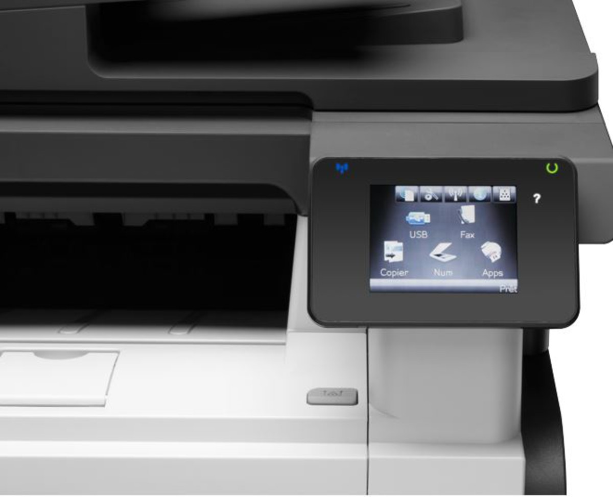 HP LaserJet Pro 500 M521dw Mono-Laser Printer - BONUS $50 Coles Myer Gift Card