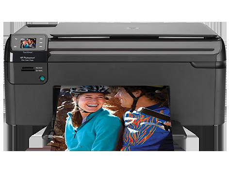 Hewlett Packard Photosmart B109a Inkjet Printer