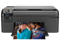 Hewlett Packard Photosmart B109a Inkjet Printer