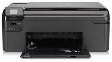 Hewlett Packard Photosmart B109n Inkjet Printer