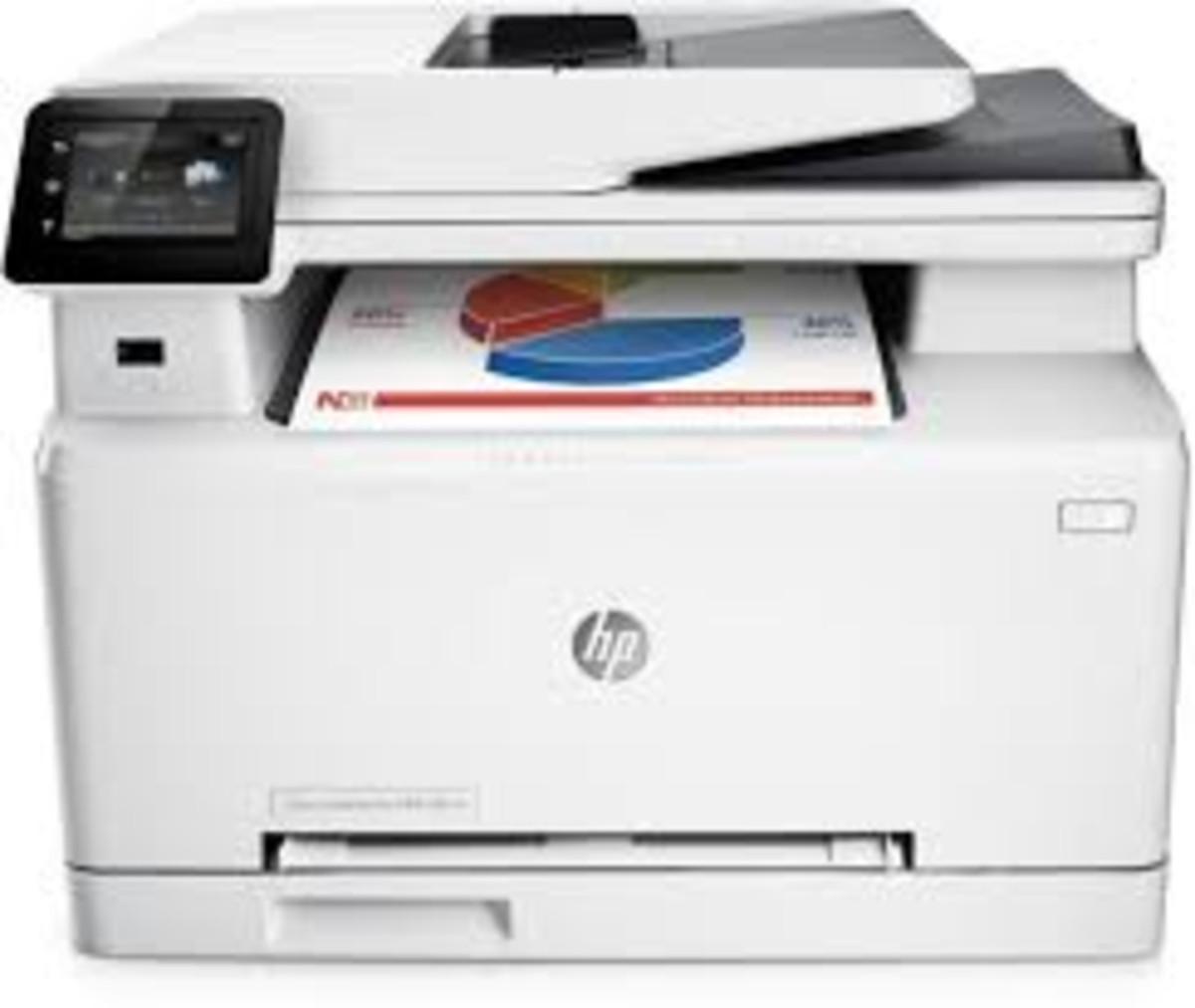 Hewlett Packard M277n Laser Printer