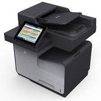 HP Officejet Enterprise Colour Flow X585z Multifunction Printer