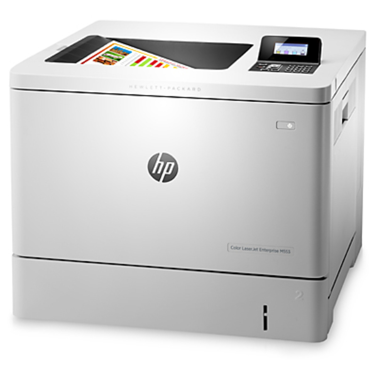 HP Laserjet M553x Laser Printer