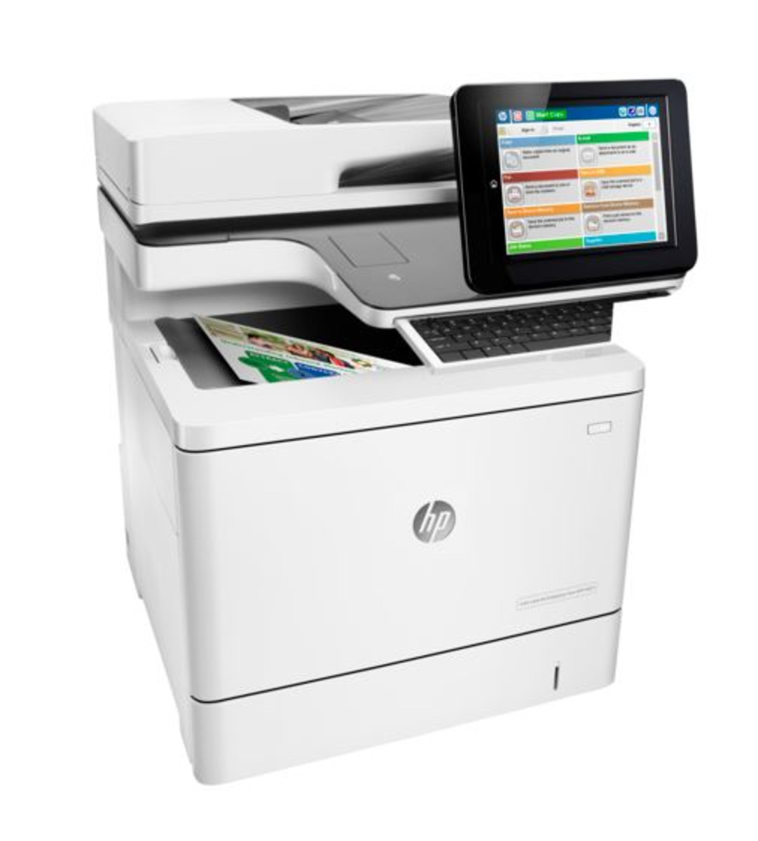 HP LaserJet Enterprise M577z Colour Printer