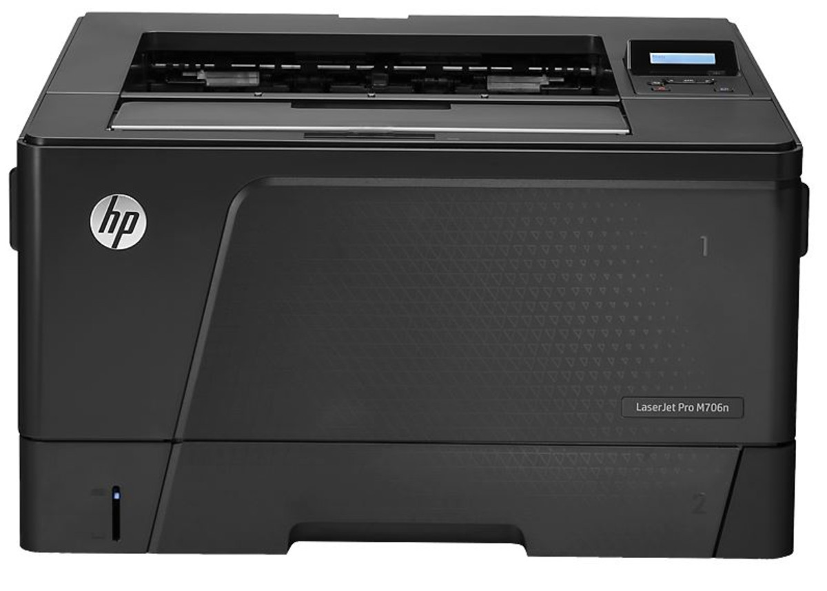 HP LaserJet Pro M706n Mono-Laser Printer