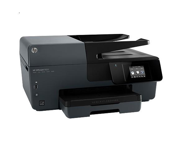HP Officejet Pro 6820 Colour Inkjet Printer