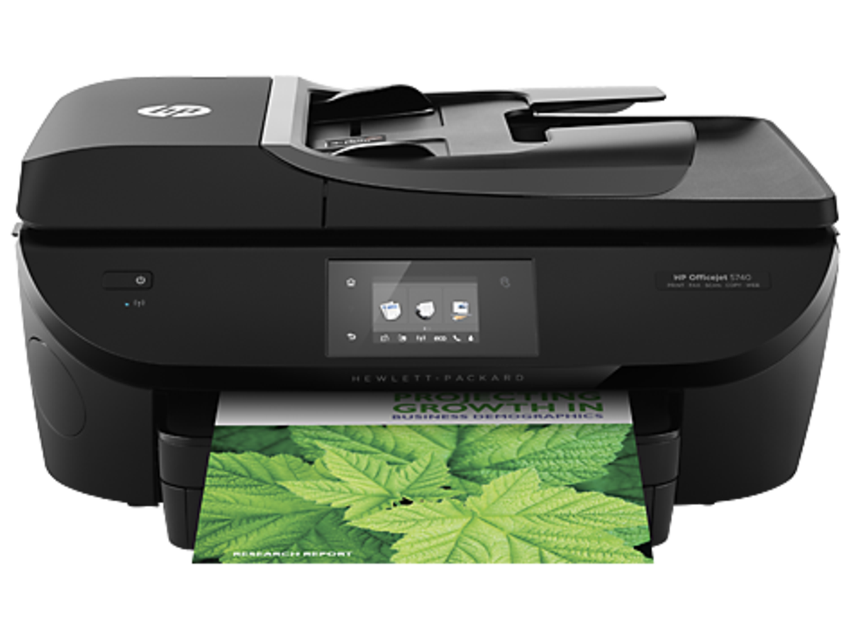 HP Officejet 5740 e-All-in-One Printer