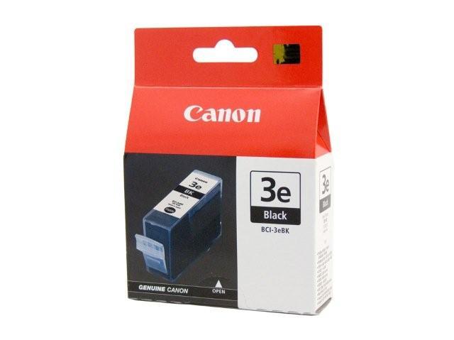Canon BCI3BK Black Ink Cartridge (Original)