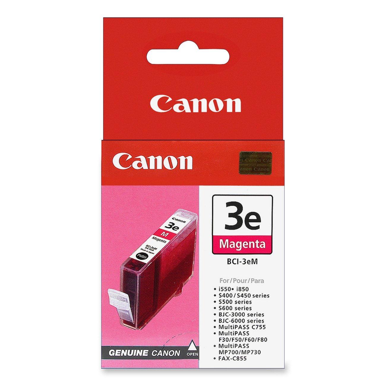 Canon BCI3M Magenta Ink Cartridge (Original)