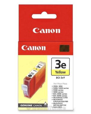 Canon BCI3Y Yellow Ink Cartridge (Original)