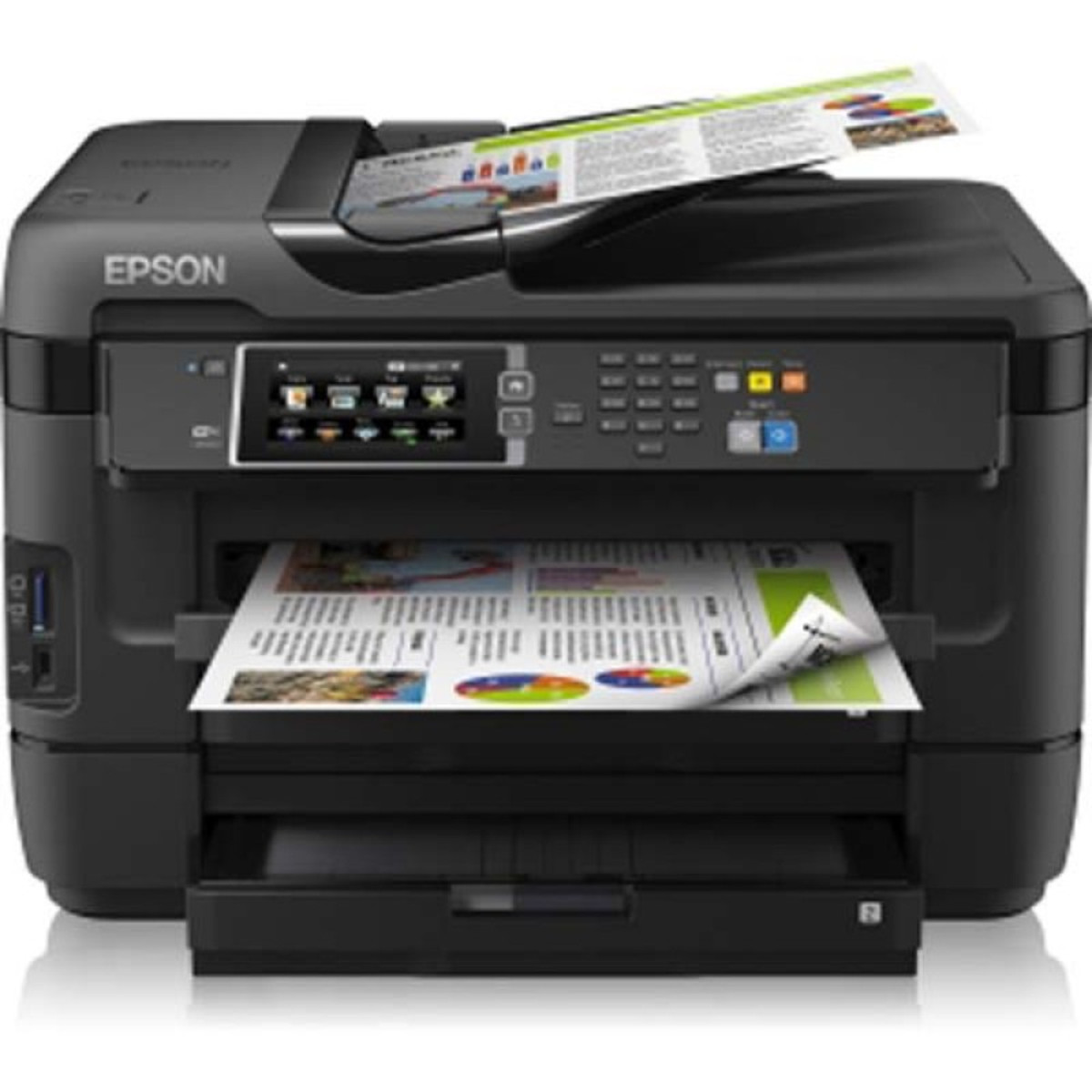 Epson WorkForce WF7620 Inkjet Printer