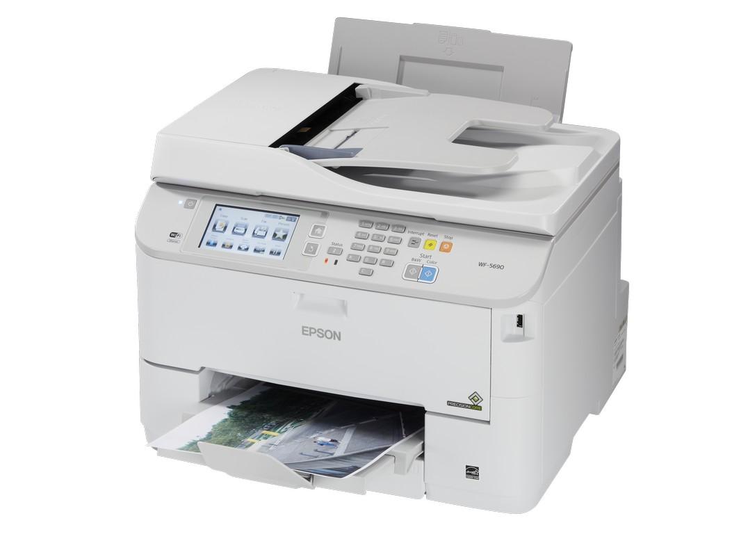 Epson WorkForce WF-5690 Inkjet Printer