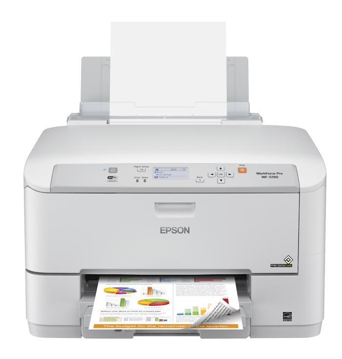 Epson WorkForce WF-5190 Inkjet Printer