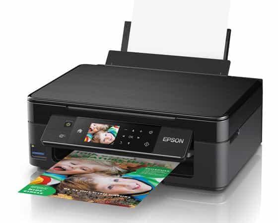 Epson Expression Home XP 440 Inkjet Printer