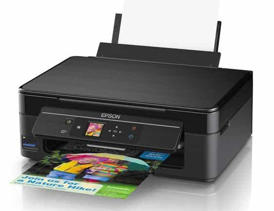 Epson Expression Home XP 340 Inkjet Printer