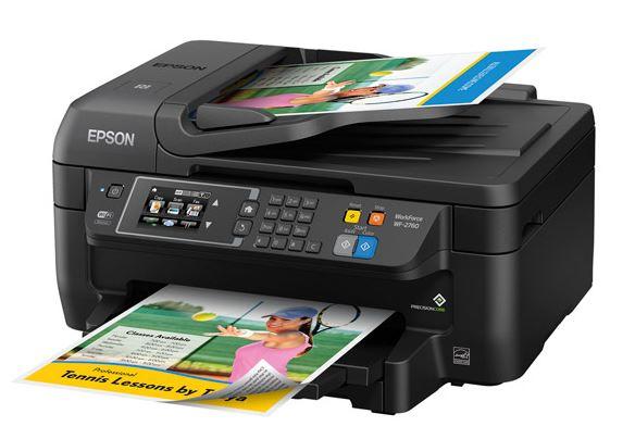 Epson WF 2760 Inkjet Printer