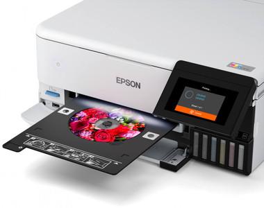Epson EcoTank Photo ET-8500 Printer