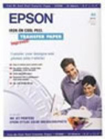 Epson Iron on Transfers A4 10 Sheets 124gsm