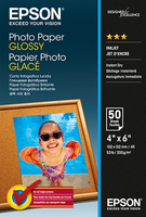Epson 4x6 Glossy Photo Paper