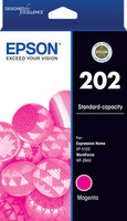 Epson No. 202 (C13T02N392) Magenta Ink Cartridge