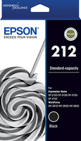 Epson 212 Black Ink Cartridge