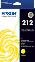 Epson 212 Yellow Ink Cartridge (Original)