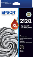 Epson 212XL Black Ink Cartridge (Original)