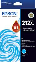 Epson 212XL Cyan Ink Cartridge (Original)