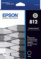 Epson 812 DURABrite Black Ink Cartridge