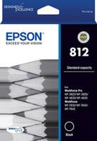 Epson 812 Black Ink Cartridge (Original)