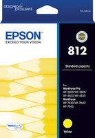Epson 812 DURABrite Yellow Ink Cartridge