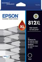Epson 812XL Black Ink Cartridge (Original)
