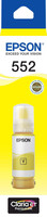 Epson T552 - Claria EcoTank - 70ml Pigment Yellow Ink