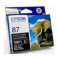 Epson 87 Photo Black Ink Cartridge (Original)