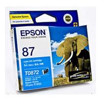 Epson 87 Cyan Ink Cartridge (Original)