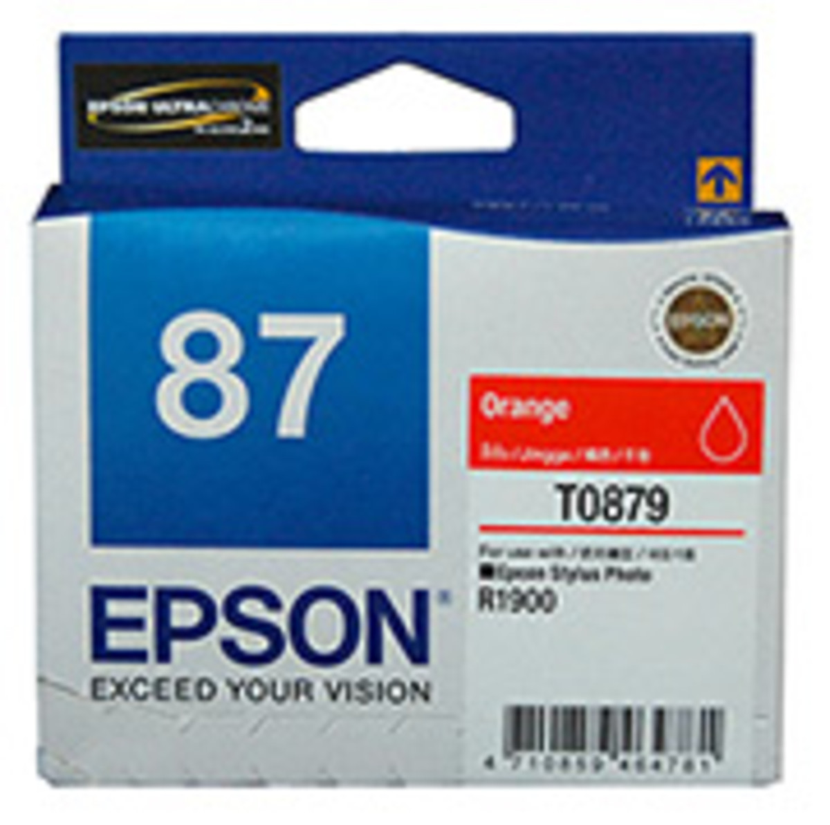 Epson 87 Orange Ink Cartridge
