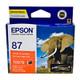 Epson 87 Orange Ink Cartridge