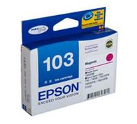 Epson 103N Magenta Ink Cartridge - High Yield