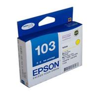 Epson 103N Yellow Ink Cartridge - High Yield