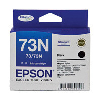 Epson 73N Black Ink Cartridge (Original)