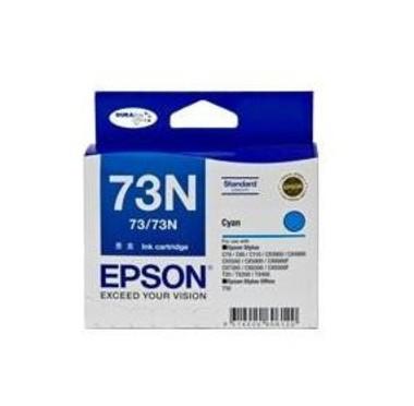 Epson 73N Cyan Ink Cartridge (Original)