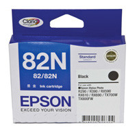 Epson 82N Black Ink Cartridge (Original)
