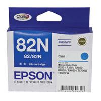 Epson 82N Cyan Ink Cartridge (Original)