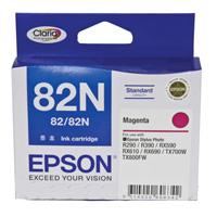 Epson 82N Magenta Ink Cartridge (Original)