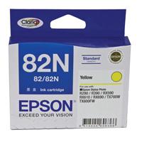 Epson 82N Yellow Ink Cartridge (Original)