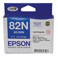 Epson 82N Light Magenta Ink Cartridge