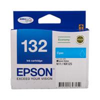 Epson 132 Cyan Ink Cartridge (Original)